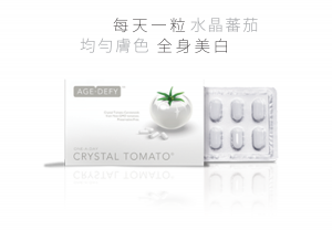 Crystal Tomato 水晶蕃茄